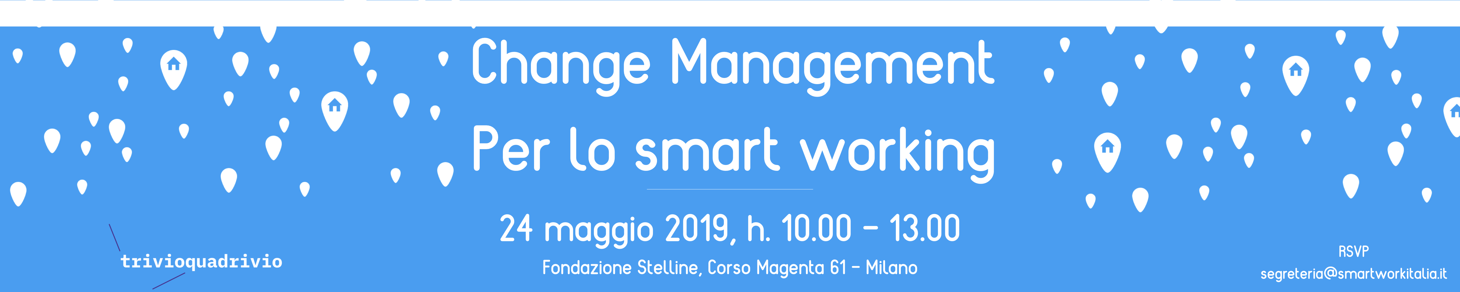 Change Management per lo Smart Working